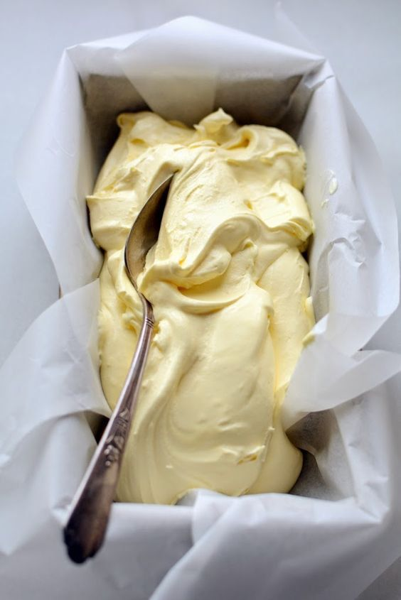 Lemon Curd Ice Cream Summer Desserts on the Handmade Childhoods blog by Fleur + Dot. Design Fashion Fun DIY Home Food + Play HandmadeChildhoods.com