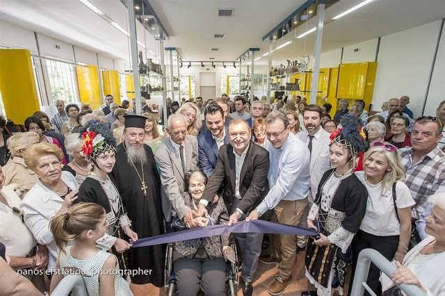 Santeos: Εγκαινιάστηκε το Λαογραφικό Μουσείο Πανοράματος