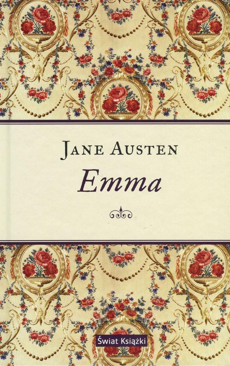 Błyskotliwa komedia omyłek, której przedmiotem jest gra pozorów i iluzje, jakich dostarcza nam w nadmiarze nasz egoizm i zadufanie. W samym zaś środku intrygi stoi niezwykła bohaterka, pełna życia i wigoru, urocza, nieznośna i apodyktyczna Emma.  Emma Woodhouse mieszka z ojcem na angielskiej prowincji. Chociaż sama nie zamierza wyjść za mąż, próbuje swoich sił jako swatka. W sprawach serca jednak nie wszystko da się przewidzieć. Może z konwencjonalnych gestów, grzeczności przewidzianych…
