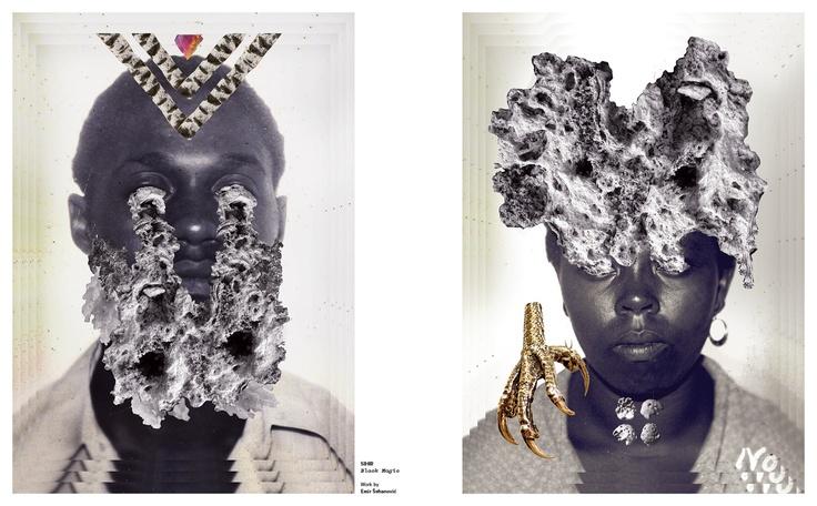 the Plastic issue  Artwork by Emir Sehanovic