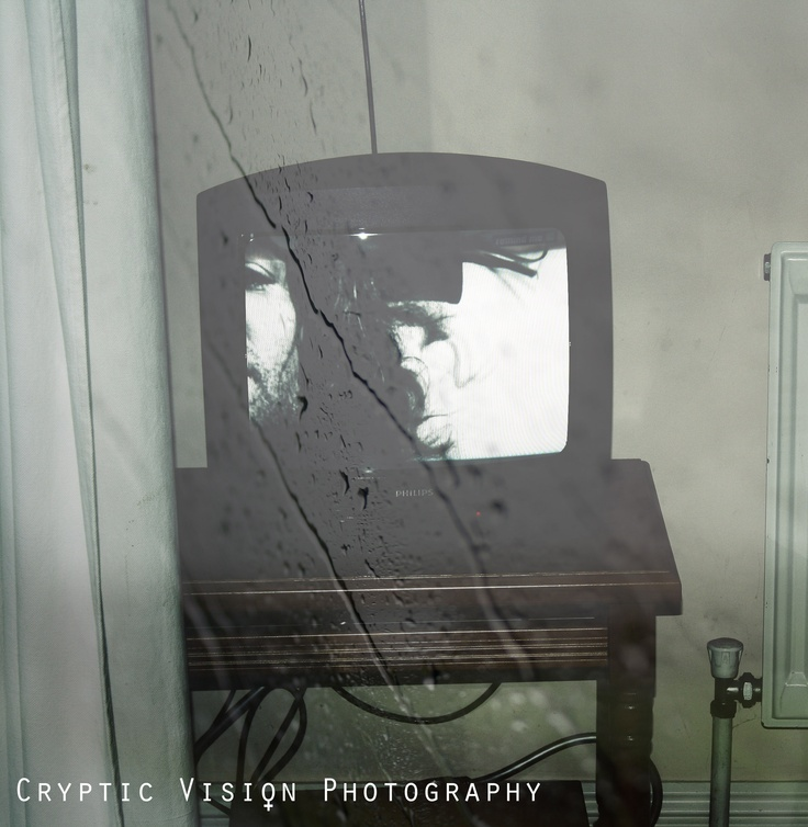 # Strange T.V. By www.crypticvisionphotography.com