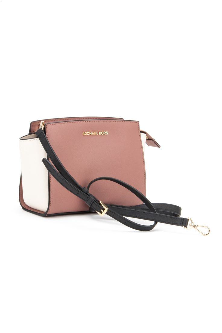 MICHAEL Michael Kors SELMA MESSENGER BAG - Talent Womens Handbags Wallets - amzn.to/2huZdIM