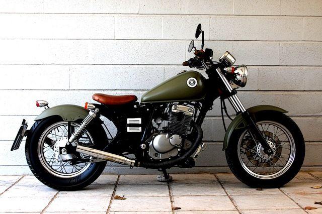 Marauder Suzuki 125 – Idea de imagen de motocicleta