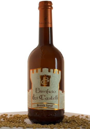Birrificio dei Castelli - Brevis Furor, Italian Amber Ale -  Arcevia (AN) #birra #beer
