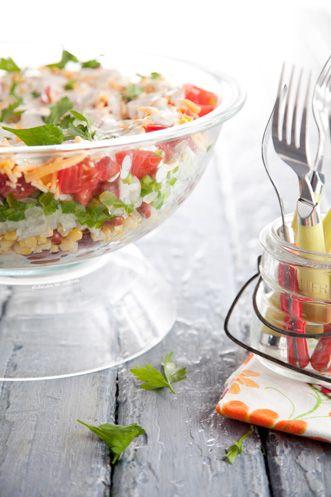 Paula Deen Southern Cornbread Salad