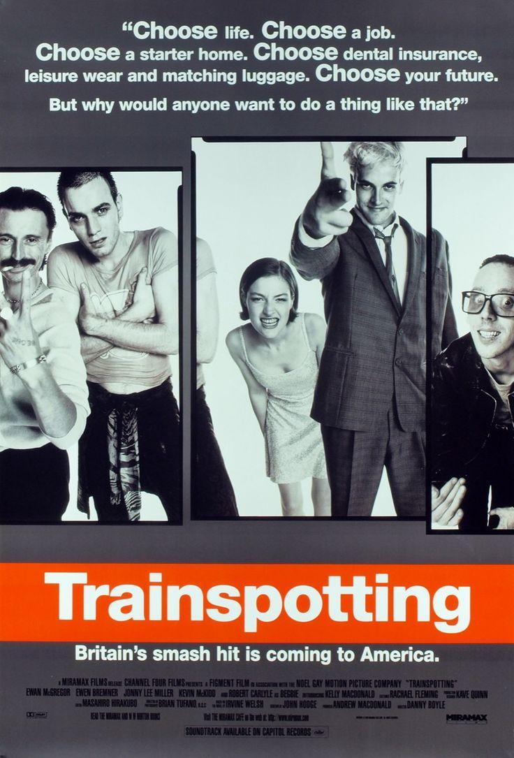 Trainspotting - 1996