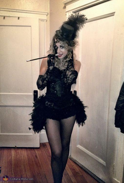 Gatsby Burlesque Costume - Photo 3/4
