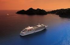 Silversea cruise ship – The Luxury Cruise Company
