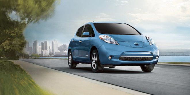Nissan Leaf Might Be Launched In India