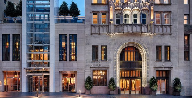 Downtown Dallas Hotels - The Joule Dallas HotelThe Joule