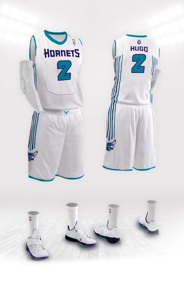 Another Charlotte Hornets Jersey concept | Potential new ...