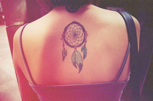 dream catcher tattooTattoo Ideas, Dreams Catchers Tattoo, Dream Catchers, Colors, Dreams Tattoo, Back Tattoo, Dreamcatcher Tattoo, Henna Tattoo, Ink