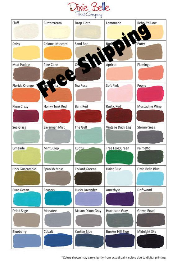 Dixie Belle Paint Free Ship furniture cabinet type paint #ad | DIY