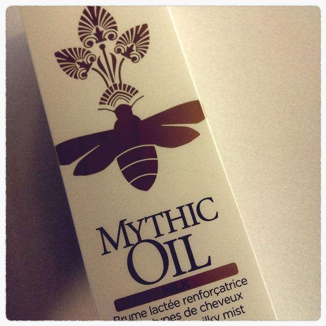 """""""Mythic Oil"""" par L'ORÉAL PROFESSIONNEL    #ilovebees"""