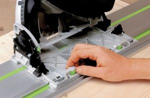 How to set up your Festool TS55R