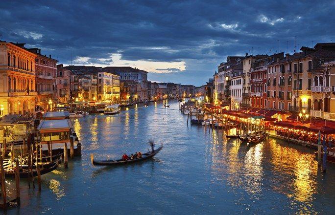 10 destinos internacionais para a sua viagem de lua de mel: Veneza