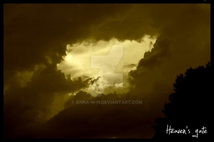 - Heaven's gate - by Anna-M-H on DeviantArt
