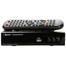 Λειτουργίες αναπαραγωγής πολυμέσων - USB PVR  - Κατάλληλο για παρακολούθηση ελεύθερων τηλεοπτικών προγραμμάτων υψηλής ευκρίνειας Full HD 1080p  - Δυνατότητα εγγραφής τηλεοπτικών προγραμμάτων σε συσκευή αποθήκευσης USB - Δυνατότητα παρακολούθησης ταινίας από διάφορες μορφές βίντεο (AVI, MKV, VOB, MP-4) από συσκευή αποθήκευσης USB  - Δυνατότητα προβολής φωτογραφιών (JPEG, BMP) και ακρόαση μουσικής (MP3, WMA) από τη συσκευή αποθήκευσης USB