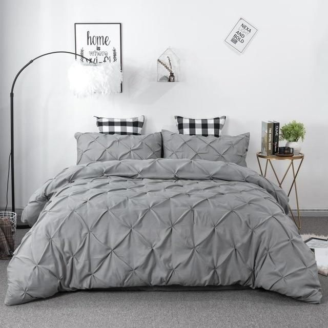 3pcs Bedding Set Luxury Super Soft Duvet And Pillowcases Comforter Bedding Sets Queen King Size Bed Bed Cover Sets King Size Bed Covers Comforter Bedding Sets