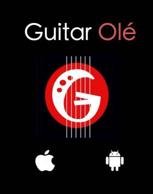"""DESCUBRE ESTA GRAN APLICACIÓN DE GUITARRA FLAMENCA. """"GUITAR OLÉ"""" Fundación Guitarra Flamenca. www.fundacionguitarraflamenca.com"""