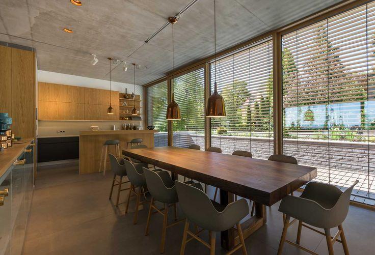 dining table / oak