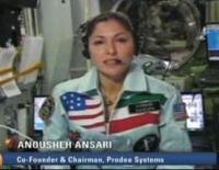 Anousheh Ansari (Entrepreneur/Space Explorer)
