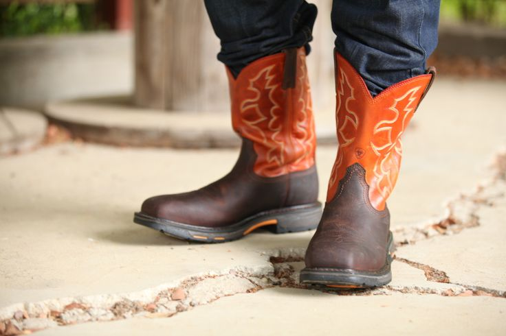 Ariat Work Boots Steel Toe
