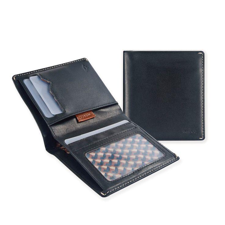 01 Slim Carry Wallet _ Black