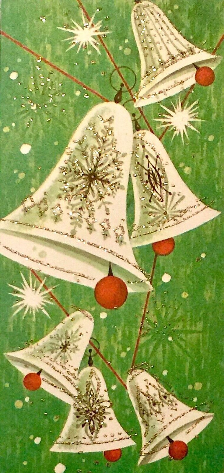 Pin by leslie dye on Vintage Christmas Cards in 2020