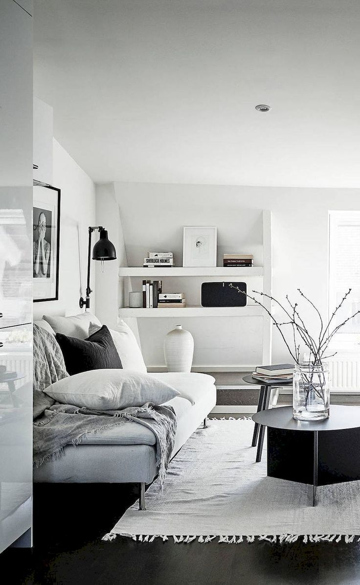 Nice 90+ Chic and Stylish Scandinavian Living Room Designs Ideas https://livinking.com/2017/06/13/90-chic-stylish-scandinavian-living-room-designs-ideas/
