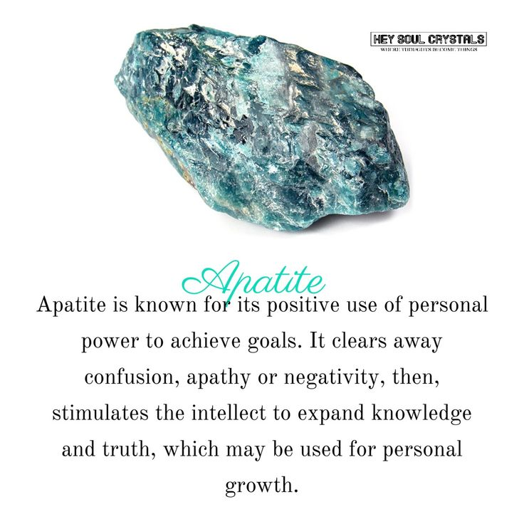 Apatite Crystal Meaning