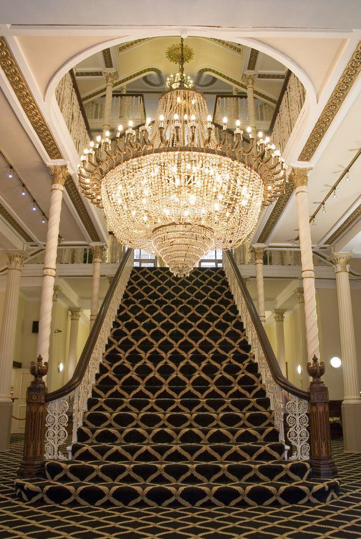 Grand entrance at #Britannia #Hotel #Manchester