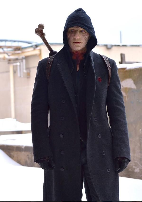 Finally, Mr. Quinlan from The Strain