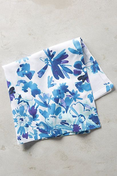 Anthropologie EU Dahlia Napkin