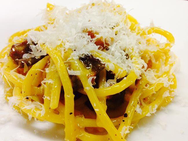 Carbonara classica   Food Loft - Il sito web ufficiale di Simone Rugiati