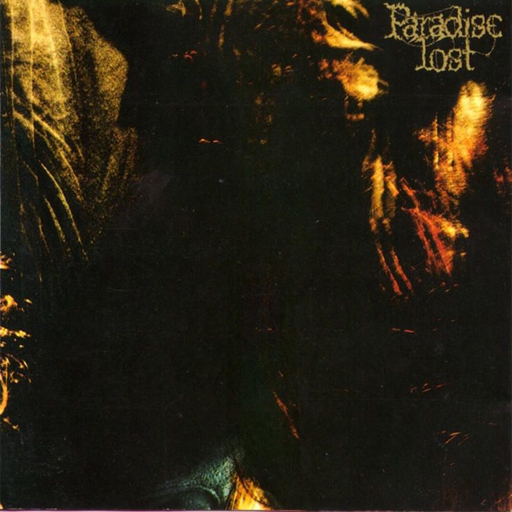 GOTHIC - Paradise Lost's second studio album - 1991