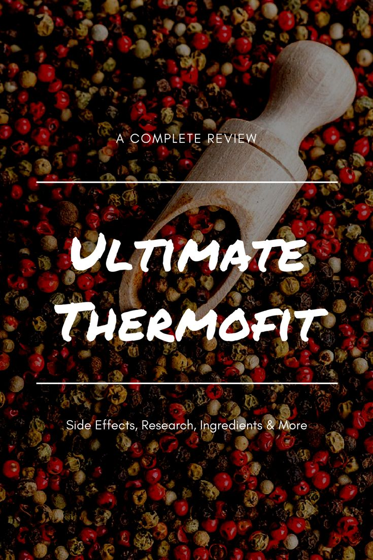 In the weeks that led to this review, I figured out whether Ultimate ThermoFit works.