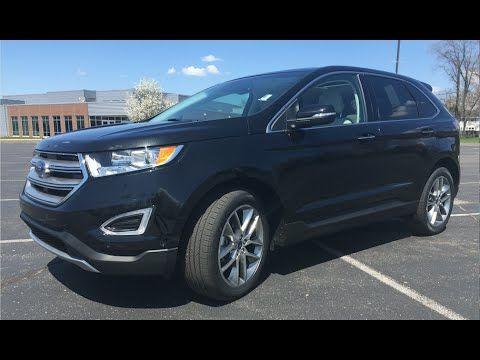 2015 Ford Edge Titanium Review
