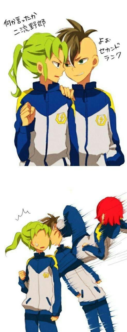 Jealous Hiroto *-* My dreams come true