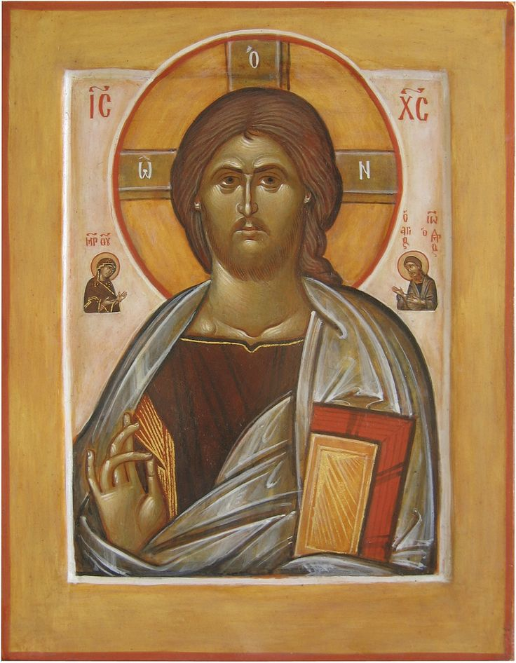 Icons of Christ & the Mother of God