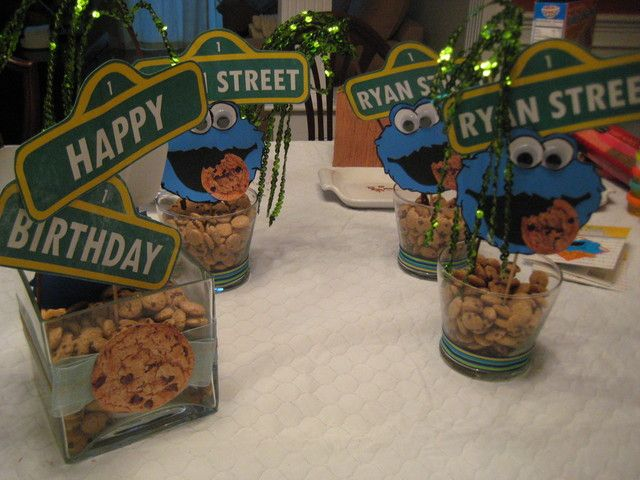 Cookie monster party #cookiemonster #party