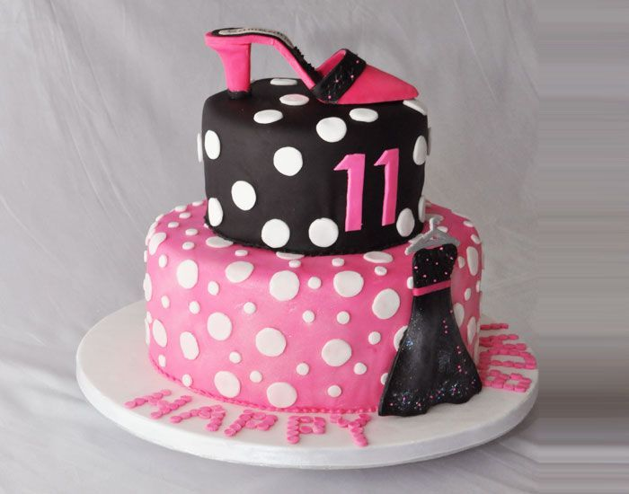 Best Cake IdeasVideos Images On Pinterest Th Birthday - 11th birthday cake ideas