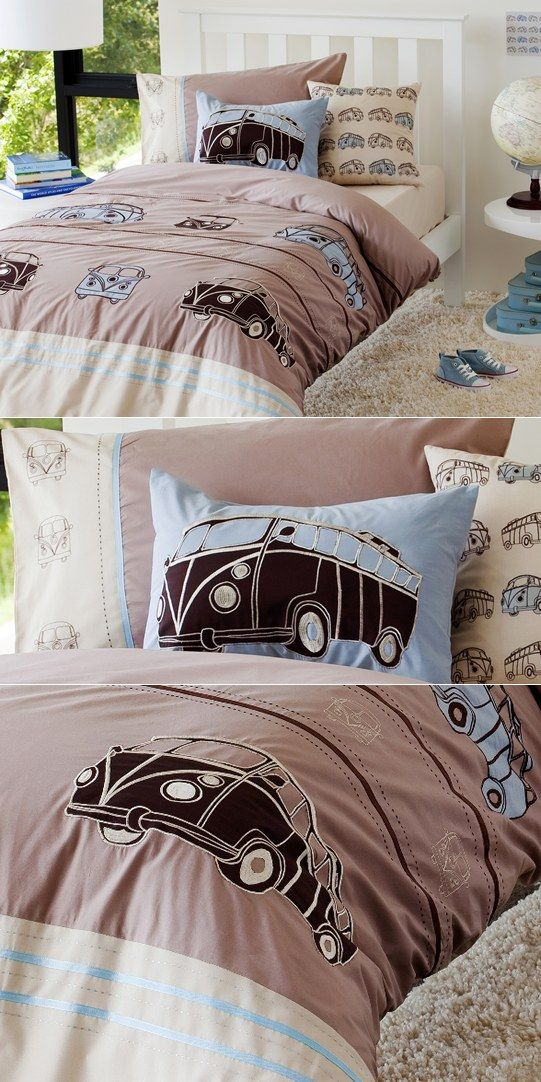 Kombi quilt cover *drool*