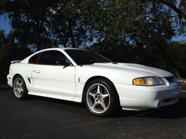 1998 Ford Mustang Cobra - $6,999 - For Sale in Longwood FL