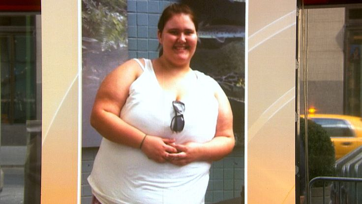'She was afraid of losing me': Joy Fit Club member loses 168 pounds