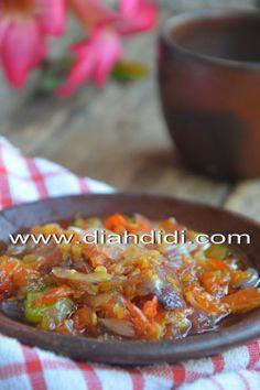 Diah Didi's Kitchen: Sambal Bawang Gurih