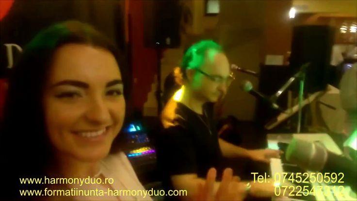Un trandafir creste la firida mea-muzica de petrecere-Harmony Duo