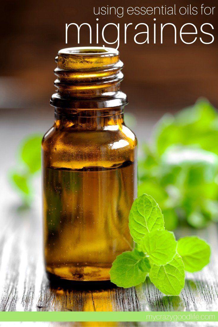 Using Essential Oil for Migraine Headaches