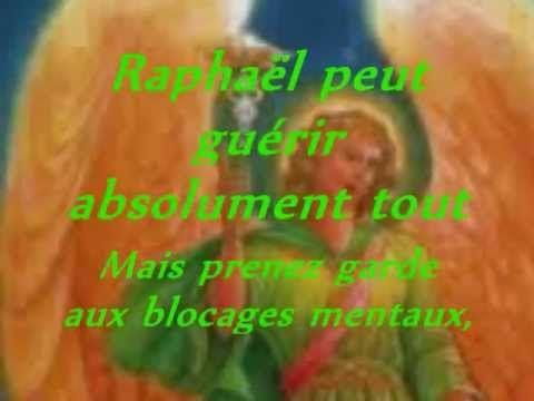 Archange Raphael (Dieu qui guérit) Cinquième Rayon – Rayon Vert de la Vérité, de la Guérison et de la Science Aura : vert émeraude – Pierres : l'émeraude et la malachite. Il se présente dans la Bib…