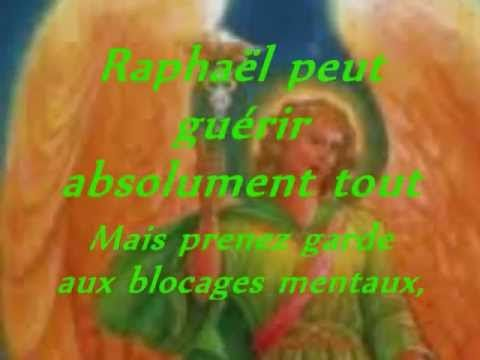 Guérisons Miraculeuses, Archange Raphaël Vidéo Un